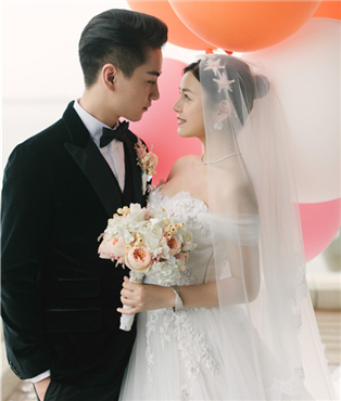 陈晓陈妍希大婚