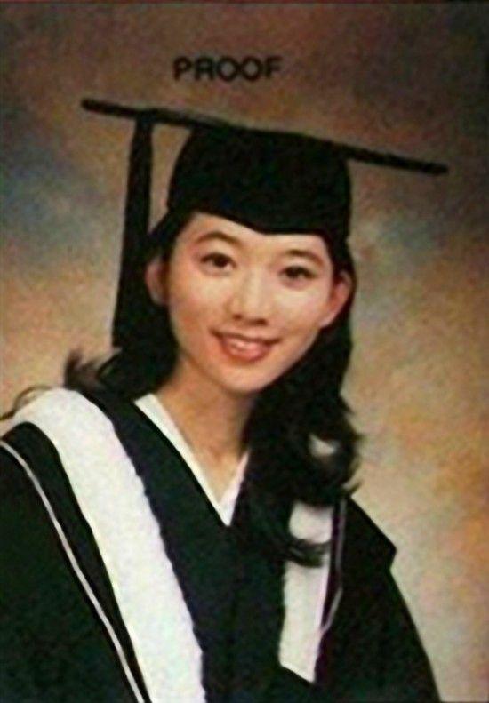 唐嫣大学素颜照曝光 倪妮杨幂林志玲 女星大学时期旧照开扒