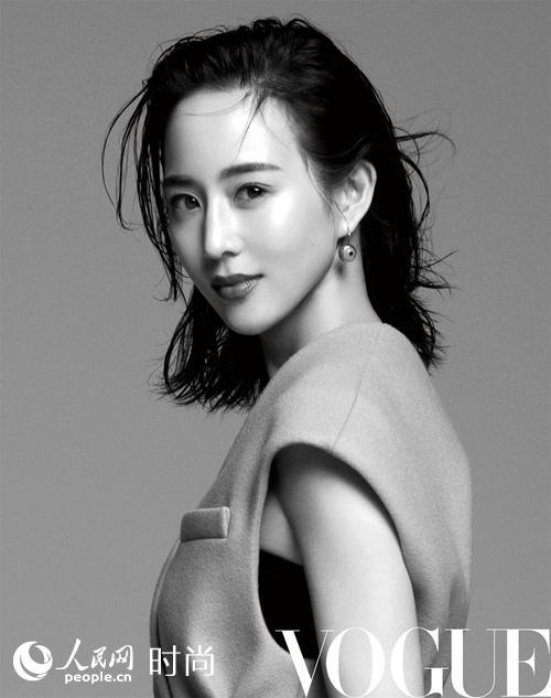 张钧甯杂志大片引领秋冬时尚 造型气质皆满分【4】