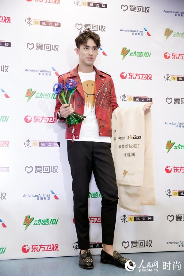 开年红!许魏洲成COACH首位男士产品全系列中国区代言人