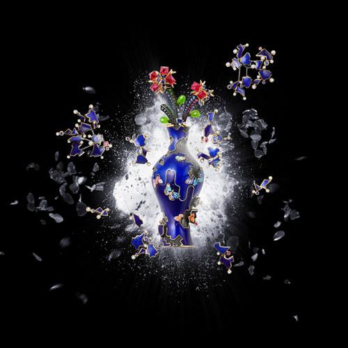 SHIRLEY ZHANG张雪莉携新作亮相2018瑞士巴塞尔钟表珠宝展