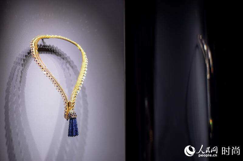 """When Elegance Meets Art雅艺之美""Van Cleef & Arpels梵克雅宝典藏臻品回顾展【3】"
