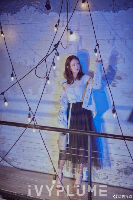 陈乔恩自曝体重106斤 王子文范冰冰 揭女星真实身高体重