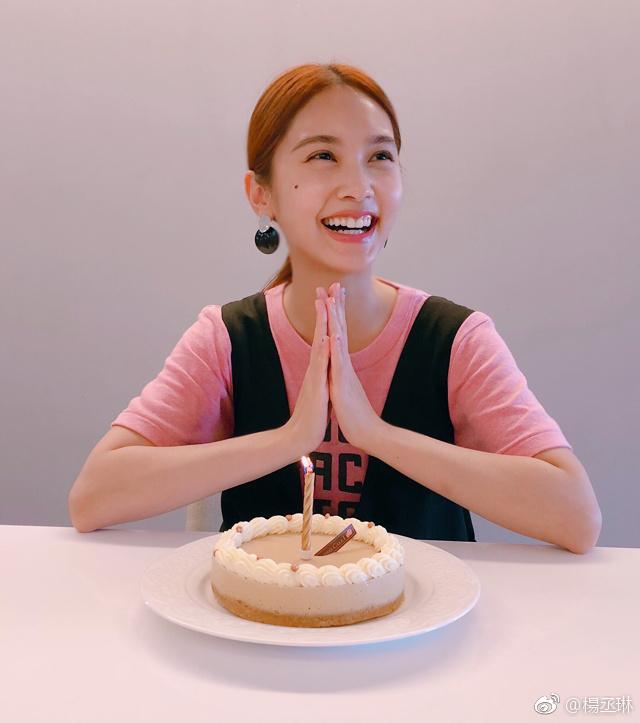 李荣浩为34岁杨丞琳庆生:祝我家少女生日快乐