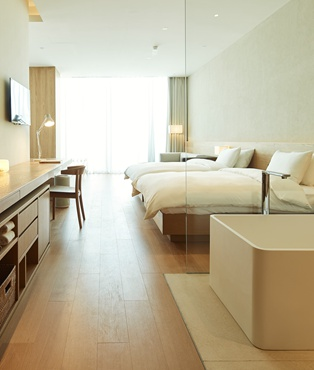 无印良品全球第二家MUJI HOTEL登陆北京