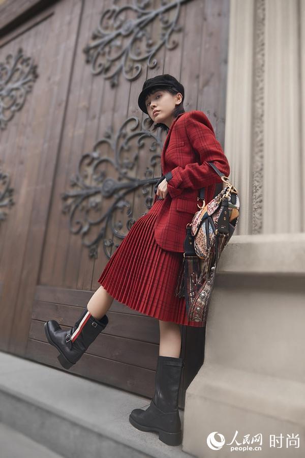 今年秋冬流行什么?看时尚精灵王子文如何穿出格调