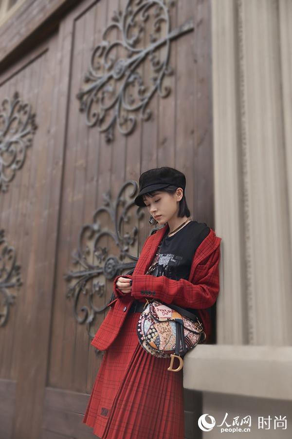 今年秋冬流行什么?看时尚精灵王子文如何穿出格调【2】