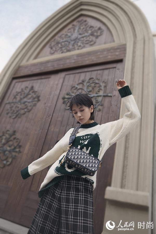 今年秋冬流行什么?看时尚精灵王子文如何穿出格调【3】