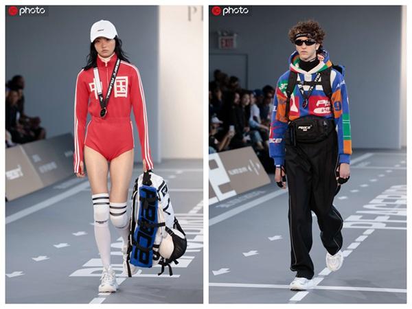 葡京官方网站:中国文化打底国际时装周本土设计力量不容小觑