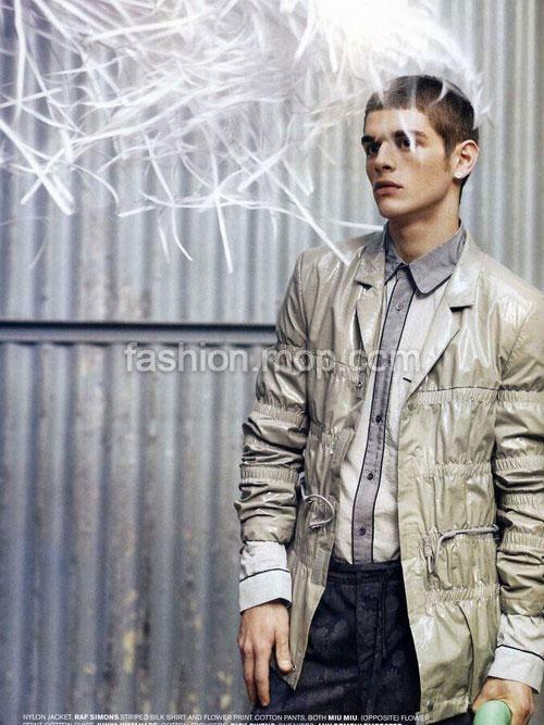 欧美男模时尚搭配引领潮流 男士时尚
