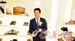 莱克斯/近日,诞生于法国的男士服装品牌LAXDN莱克斯顿广州旗舰店在...