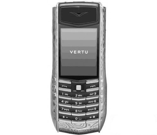 vertu奢华手机 高清图片