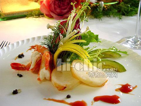 顶级/澳洲西餐:恣肆艺术烹饪 顶级新鲜口感
