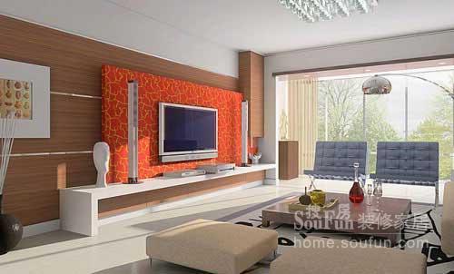 60款电视背景墙(装修备用) - 剑舞丹青 - 剑舞丹青