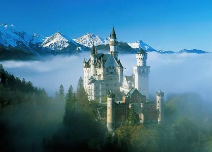北京 欧洲/德国新天鹅堡童话城堡梦幻爱情