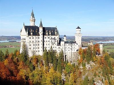 爱情 童话/德国新天鹅堡童话城堡梦幻爱情(4)