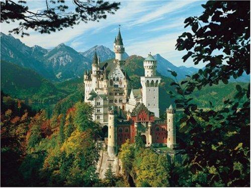 爱情 童话 回复/德国新天鹅堡童话城堡梦幻爱情(3)